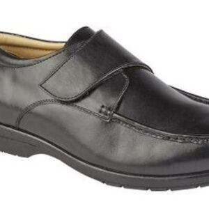 cf60d54f0e8 Men s Roamers Soft leather touch fastening shoe